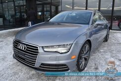 2016_Audi_A7_3.0 Premium Plus / AWD / S-Line / Heated Leather Seats / Navigation / Bose Speakers / Sunroof / Blind Spot Alert / Bluetooth / Back Up Camera / 30 MPG_ Anchorage AK