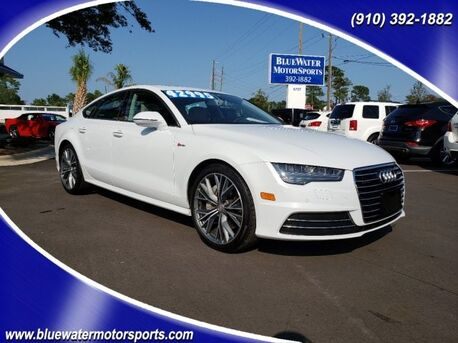 2016_Audi_A7_3.0 Premium Plus_ Wilmington NC