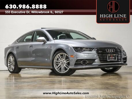 2016_Audi_A7_3.0 Premium Plus_ Willowbrook IL