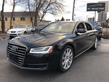 2016 Audi A8 L 3.0T North Reading MA