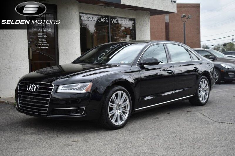 Vehicle Details 2016 Audi A8 L At Selden Motors Conshohocken