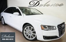 2016_Audi_A8 L_3.0T Quattro Sedan, Executive Package, Navigation System, Rear-View Camera, Head-Up Display, Bose Surround Sound, Ventilated Leather Seats, Panorama Sunroof, 20-Inch Alloy Wheels,_ Linden NJ
