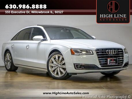 2016_Audi_A8 L_3.0T_ Willowbrook IL