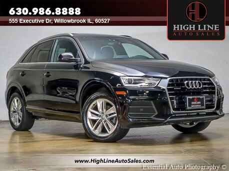 2016_Audi_Q3_Premium Plus_ Willowbrook IL