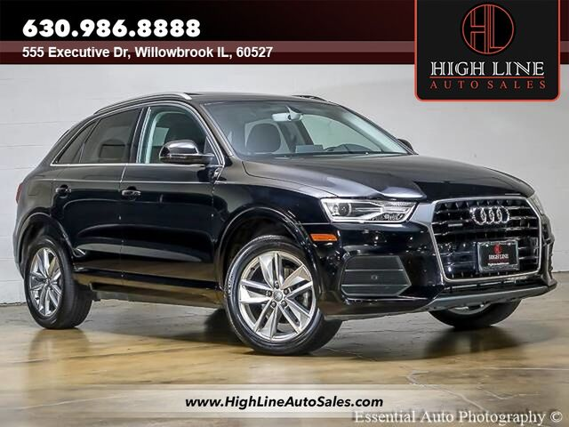 2016 Audi Q3 Premium Plus Willowbrook IL