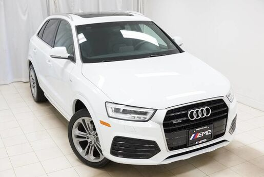 2016 Audi Q3 quattro 2.0T S-Line Prestige Sports Navigation Backup Camera 1 Owner Avenel NJ