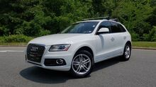 2016_Audi_Q5_PREMIUM PLUS / TECH PKG / NAV / SUNROOF / CAMERA_ Charlotte NC