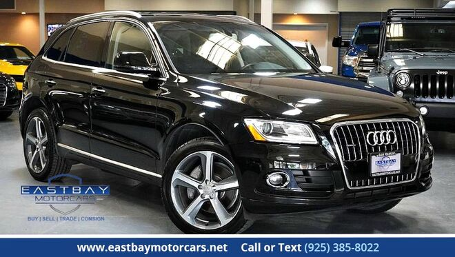 2016_Audi_Q5_Premium Plus w/Technology Package **_ San Ramon CA