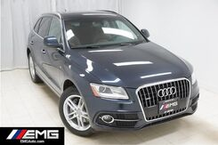 2016_Audi_Q5_quattro 3.0T Premium Plus Navigation Backup Camera 1 Owner_ Avenel NJ