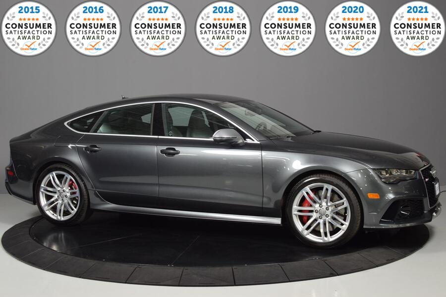 2016 Audi RS 7 Prestige Glendale Heights IL