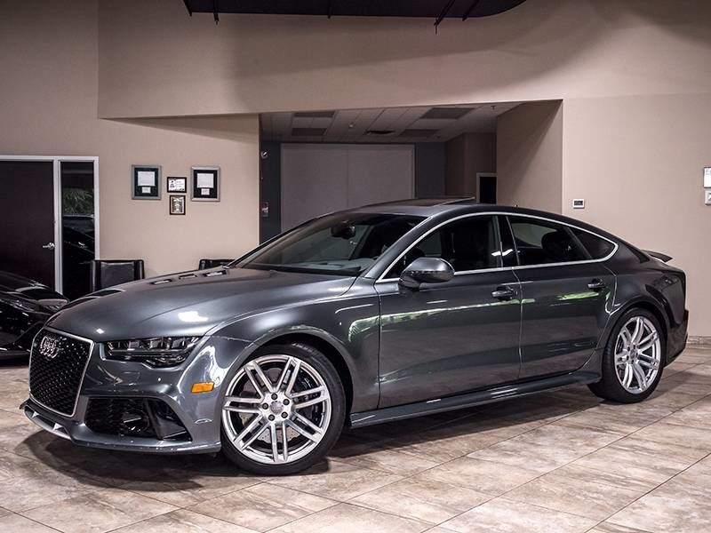 2016_Audi_RS 7 Prestige Quattro_Hatchback_ Chicago IL
