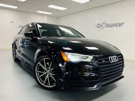 2016 Audi S3 2.0T Premium Plus Dallas TX