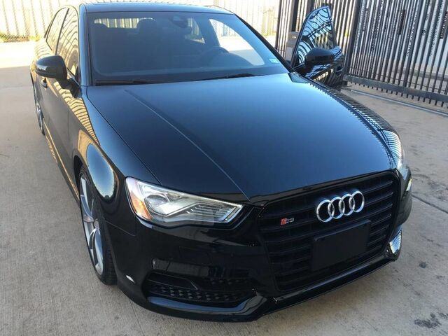 2016 Audi S3 2.0T Prestige Houston TX
