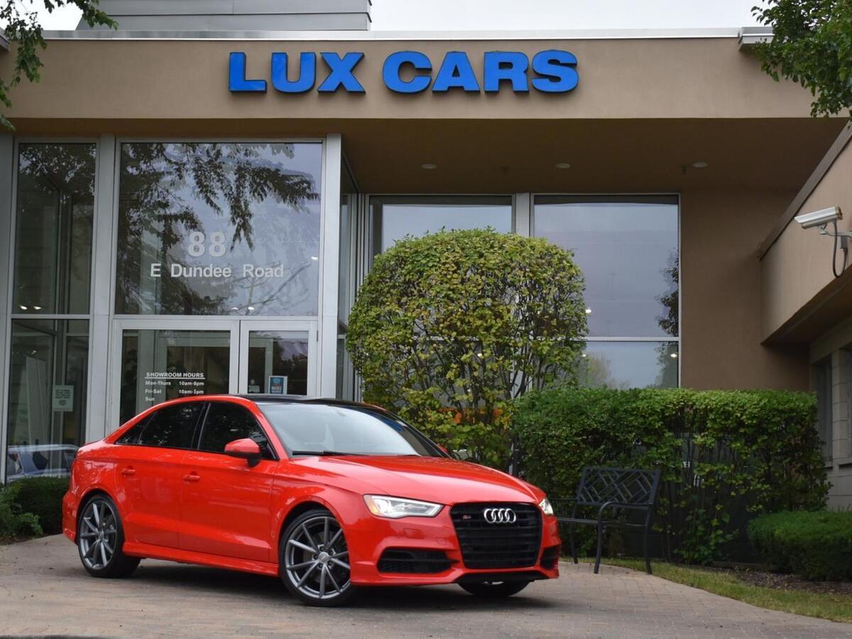 2016_Audi_S3_Premium Plus Performance PKG APR Stg1 Quattro AWD MSRP $46,000_ Buffalo Grove IL