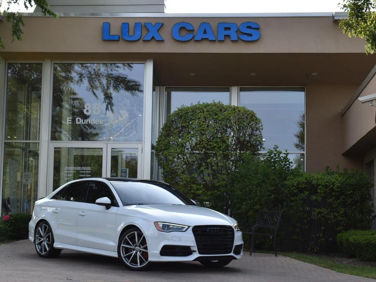 2016_Audi_S3_Premium Plus Sport Technology Nav Quattro MSRP $50,865_ Buffalo Grove IL