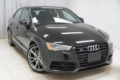 2016_Audi_S3_quattro Premium Plus Navigation Backup Camera Sunroof 1 Owner_ Avenel NJ
