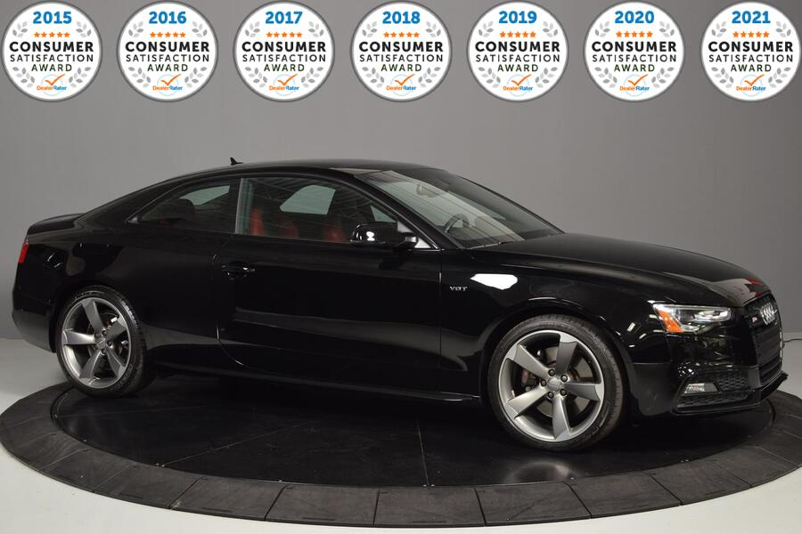 2016_Audi_S5_Premium Plus_ Glendale Heights IL