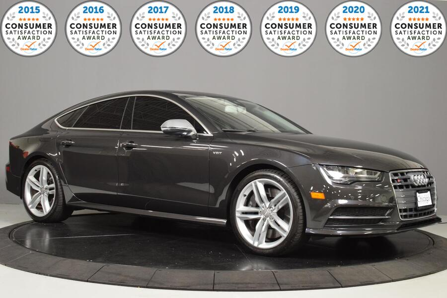 2016_Audi_S7__ Glendale Heights IL