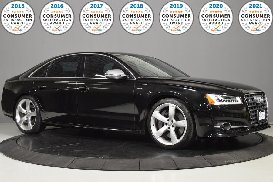 2016 Audi S8  Glendale Heights IL