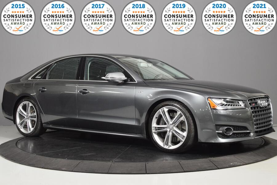 2016_Audi_S8__ Glendale Heights IL