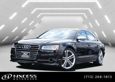 2016_Audi_S8_Factory Warranty Msrp $ 122,375!_ Houston TX