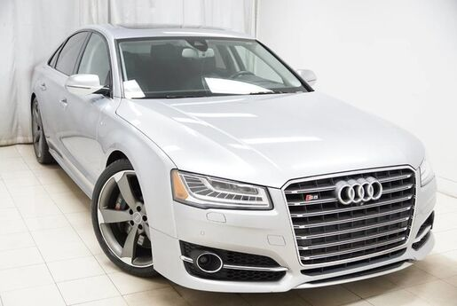 2016 Audi S8 quattro Navigation Night Vision 360 Camera 1 Owner Sunroof Avenel NJ