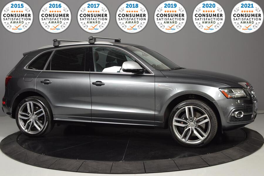 2016_Audi_SQ5_Premium Plus_ Glendale Heights IL