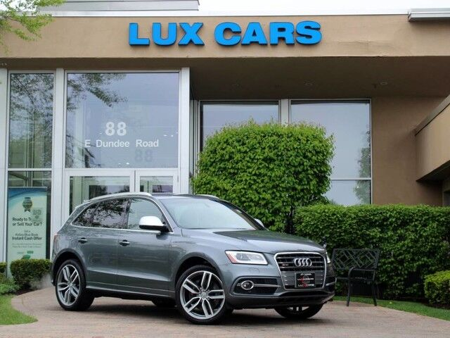 2016_Audi_SQ5_Premium Plus Tech Nav Quattro MSRP $61,830_ Buffalo Grove IL