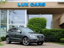 Audi SQ5 Premium Plus Tech Nav Quattro MSRP $62,420 2016