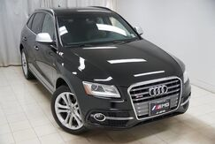 2016_Audi_SQ5_quattro Premium Plus Technology Navigation Panoramic Blind Spot Backup Camera_ Avenel NJ