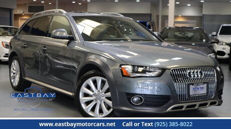 2016 Audi allroad Premium Plus * Technology pkg San Ramon CA