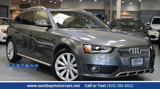2016_Audi_allroad_Premium Plus * Technology pkg_ San Ramon CA