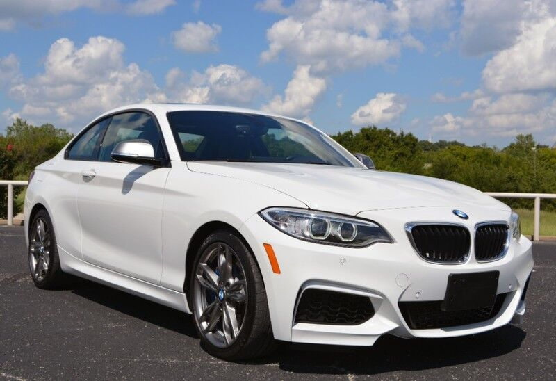 2016 BMW 2 Series M235i Coupe Fort Worth TX