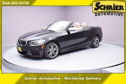 BMW 2 Series M235i xDrive Driver Assistance, Cold Weather, Technology 2016