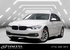 2016_BMW_3 Series_320i Leather Roof Backup Camera 1 Owner Low Miles Clean Carfax_ Houston TX
