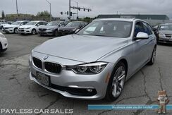 2016_BMW_3 Series_328d / xDrive AWD / Turbo Diesel / Power & Heated Leather Seats / Navigation / Sunroof / Lane Departure Warning / Bluetooth / Back Up Camera / Keyless Entry & Start / Cruise Control / Aluminum Wheels / 40 MPG_ Anchorage AK