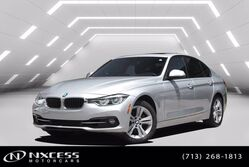 BMW 3 Series 328i Leather Roof Navigation 2016