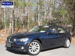 2016 BMW 3 Series 4dr Sdn 320i xDrive AWD