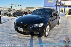 2016_BMW_328i_xDrive / AWD / M Sport Pkg / Turbocharged / Front & Rear Heated Leather Seats / Heated Steering Wheel / Harman Kardon Speakers / Sunroof / Bluetooth / Back Up Camera / Keyless Entry & Start_ Anchorage AK