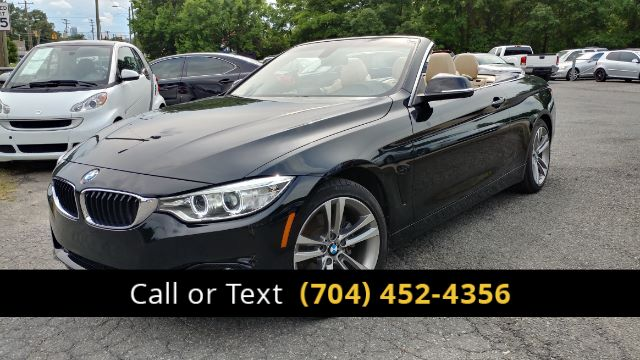 2016 BMW 4-Series 428i SULEV Convertible Charlotte and Monroe NC