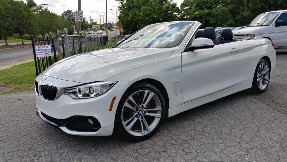 BMW Series I SULEV Convertible Charlotte NC - 428i bmw convertible