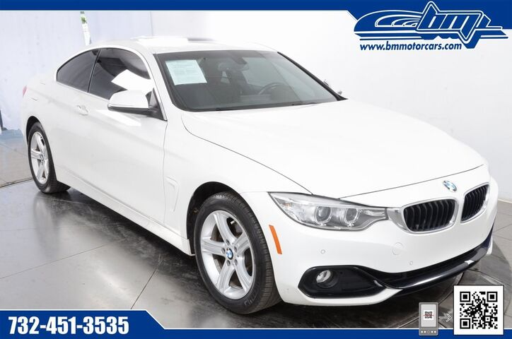 2016 BMW 4 Series 428i xDrive Rahway NJ