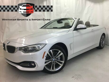 2016 BMW 4 Series 435i xDrive Convertible Luxury Driver Assist Plus Maplewood MN
