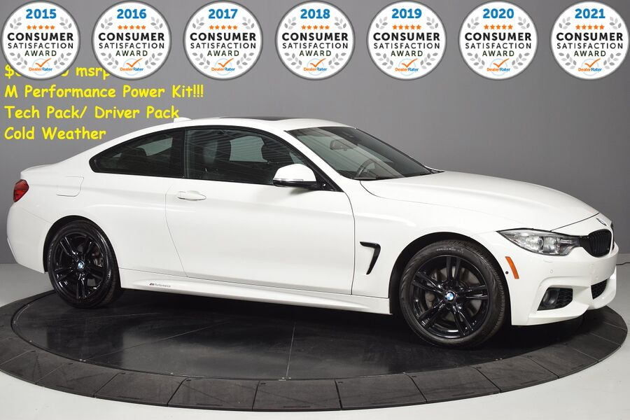 2016_BMW_4 Series_435i xDrive_ Glendale Heights IL