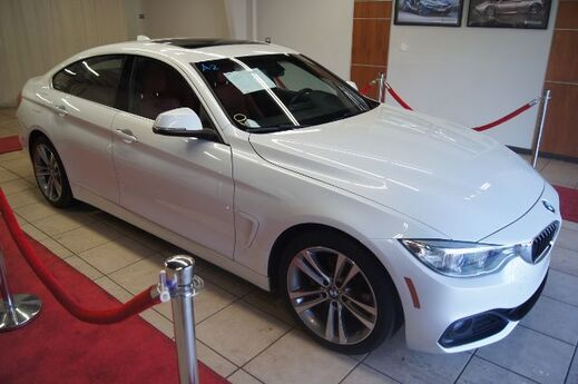 2016 BMW 4-Series Gran Coupe 428 Grand Coupe M SPORT PACKAGE,with red ROSSO inerior Charlotte NC
