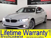 BMW 435i Gran Coupe SPORT NAVIGATION SUNROOF LEATHER HEATED SEATS BUCKET SEATS REAR CAMERA 2016
