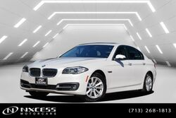 BMW 5 Series 528i Low Miles Warranty MSRP $54,460! 2016
