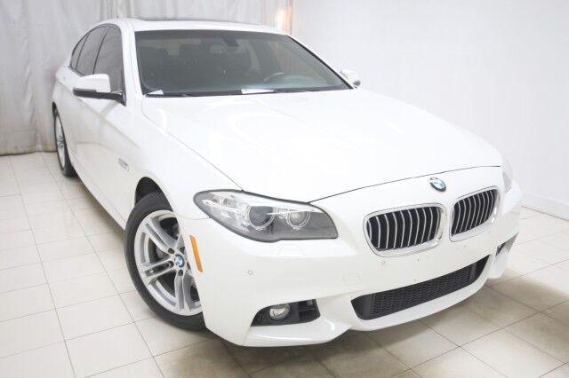 2016 BMW 5 Series 528i xDrive M package w/ Navi & rearCam Avenel NJ