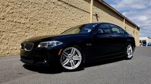2016_BMW_5 Series_535i / M-SPORT / DRIVER ASST PLUS / NAV / ROOF / CAMERA_ Charlotte NC