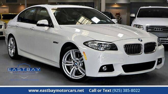 2016_BMW_5 Series_535i M Sport Pkg * Driver assist. Plus_ San Ramon CA